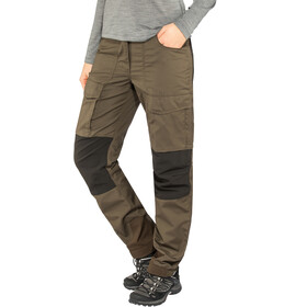 Pinewood Himalaya Pants Women Dark Olive/Black